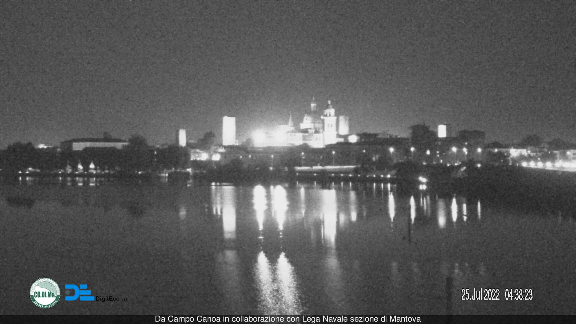 webcam mantova